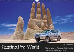 Fascinating World (Wandkalender 2019 DIN A3 quer) von Ondrejkovics,  Alexander