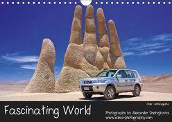 Fascinating World (Wandkalender 2019 DIN A4 quer) von Ondrejkovics,  Alexander