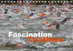 Fascination Triathlon (Tischkalender 2021 DIN A5 quer) von Will,  Hans