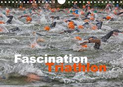 Fascination Triathlon (Wandkalender 2021 DIN A4 quer) von Will,  Hans