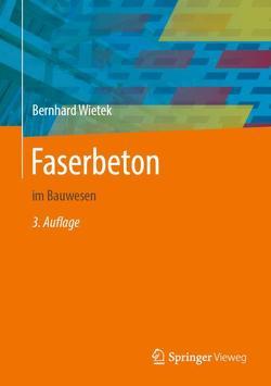 Faserbeton von Wietek,  Bernhard