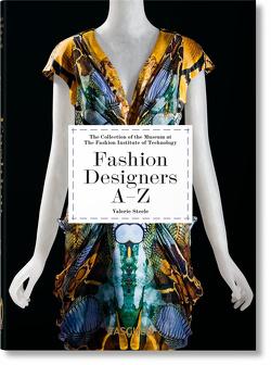 Fashion Designers A-Z. 40th Ed. von Menkes,  Suzy, Nippoldt,  Robert, Steele,  Valerie