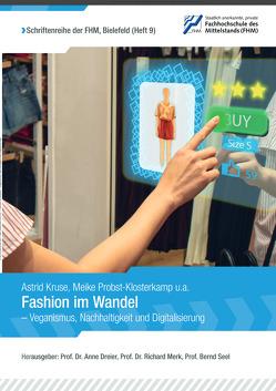 Fashion im Wandel von Kruse,  Astrid, Probst-Klosterkamp,  Meike