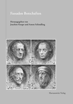 Fassaden-Botschaften von Knape,  Joachim, Schindling,  Anton