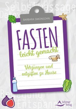 Fasten leicht gemacht von Simonsohn,  Barbara