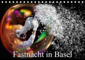 Fastnacht in BaselAT-Version (Tischkalender 2018 DIN A5 quer) von Gaymard,  Alain