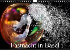 Fastnacht in BaselAT-Version (Wandkalender 2019 DIN A4 quer) von Gaymard,  Alain