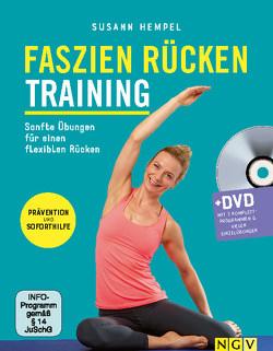 Faszien-Rücken-Training von Hempel,  Susann