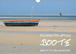 Faszination Afrika: Boote – Geburtstagskalender (Wandkalender immerwährend DIN A4 quer) von hinter-dem-horizont-media.net,  k.A., Kiesow,  Bernhard, Kiesow,  Tanja