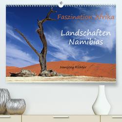 Faszination Afrika – Landschaften Namibias (Premium, hochwertiger DIN A2 Wandkalender 2021, Kunstdruck in Hochglanz) von Richter,  Hansjörg