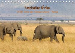 Faszination Afrika – wilde Tiere der Masai Mara – Kenia (Tischkalender 2020 DIN A5 quer) von Patzel,  Ralph