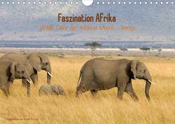 Faszination Afrika – wilde Tiere der Masai Mara – Kenia (Wandkalender 2020 DIN A4 quer) von Patzel,  Ralph