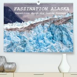 FASZINATION ALASKA Expedition durch die Inside Passage (Premium, hochwertiger DIN A2 Wandkalender 2021, Kunstdruck in Hochglanz) von Junio,  Michele