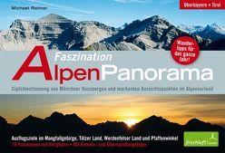 Faszination Alpenpanorama von Baur,  Katrin Susanne, Reimer,  Michael