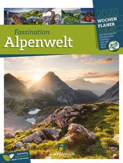 Faszination Alpenwelt – Wochenplaner 2020