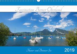 Faszination Berner Oberland 2019 – Thuner- und Brienzersee (Wandkalender 2019 DIN A3 quer) von SusaZoom