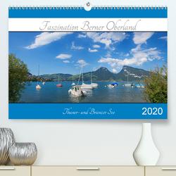 Faszination Berner Oberland 2020 – Thuner- und Brienzersee (Premium, hochwertiger DIN A2 Wandkalender 2020, Kunstdruck in Hochglanz) von SusaZoom