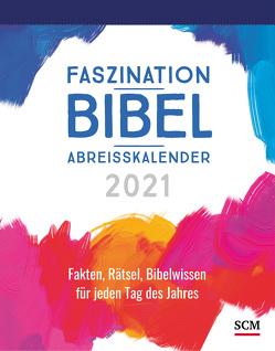 Faszination-Bibel-Abreißkalender 2021 von Kuberski,  Jürgen