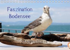 Faszination Bodensee (Tischkalender 2020 DIN A5 quer) von Raab,  Karsten-Thilo