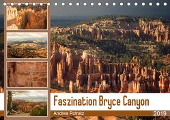 Faszination Bryce Canyon (Tischkalender 2019 DIN A5 quer) von Potratz,  Andrea