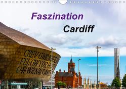 Faszination Cardiff (Wandkalender 2021 DIN A4 quer) von Much,  Holger