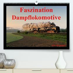 Faszination DampflokomotiveAT-Version (Premium, hochwertiger DIN A2 Wandkalender 2020, Kunstdruck in Hochglanz) von Reschinger,  HP
