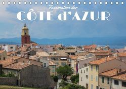 Faszination der Côte d'Azur (Tischkalender 2019 DIN A5 quer) von Hofmeister,  Carina
