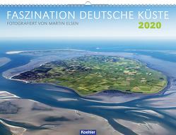 Faszination Deutsche Küste 2020 von Elsen,  Martin