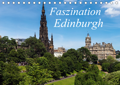 Faszination Edinburgh (Tischkalender 2020 DIN A5 quer) von Much Photography Berlin,  Holger