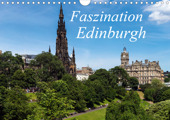Faszination Edinburgh (Wandkalender 2020 DIN A4 quer) von Much Photography Berlin,  Holger