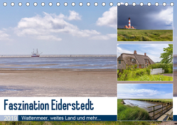 Faszination Eiderstedt (Tischkalender 2019 DIN A5 quer) von Matthies,  Axel