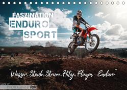Faszination Enduro Sport (Tischkalender 2019 DIN A5 quer) von PM,  Photography