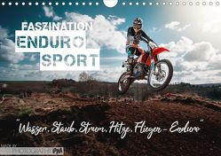 Faszination Enduro Sport (Wandkalender 2019 DIN A4 quer) von PM,  Photography