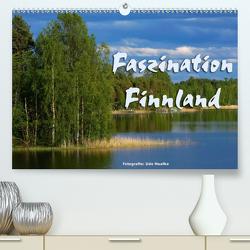 Faszination Finnland (Premium, hochwertiger DIN A2 Wandkalender 2021, Kunstdruck in Hochglanz) von Haafke,  Udo