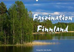 Faszination Finnland (Wandkalender 2019 DIN A2 quer) von Haafke,  Udo