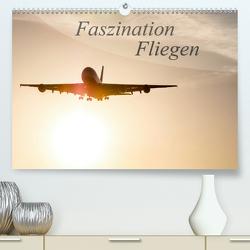 Faszination Fliegen (Premium, hochwertiger DIN A2 Wandkalender 2021, Kunstdruck in Hochglanz) von Estorf,  Tom