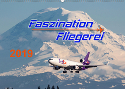 Faszination Fliegerei (Wandkalender 2019 DIN A2 quer) von Meyer,  Tis