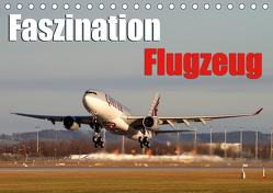 Faszination Flugzeug (Tischkalender 2020 DIN A5 quer) von Philipp,  Daniel