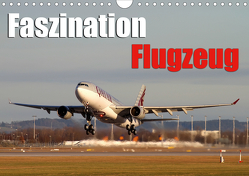 Faszination Flugzeug (Wandkalender 2020 DIN A4 quer) von Philipp,  Daniel