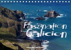 Faszination Galicien 2018 (Tischkalender 2018 DIN A5 quer) von Haafke,  Udo