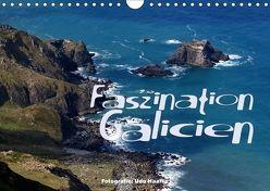 Faszination Galicien 2018 (Wandkalender 2018 DIN A4 quer) von Haafke,  Udo