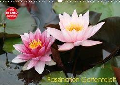 Faszination Gartenteich (Wandkalender 2018 DIN A3 quer) von Rickert,  Reinhard