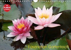 Faszination Gartenteich (Wandkalender 2018 DIN A4 quer) von Rickert,  Reinhard