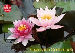 Faszination Gartenteich (Wandkalender 2019 DIN A3 quer) von Rickert,  Reinhard