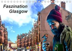 Faszination Glasgow (Tischkalender 2021 DIN A5 quer) von Much,  Holger