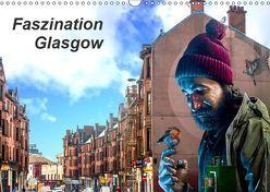 Faszination Glasgow (Wandkalender 2019 DIN A3 quer) von Much,  Holger
