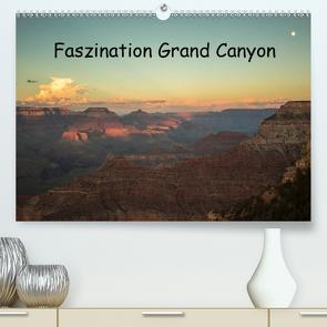 Faszination Grand Canyon / CH-Version (Premium, hochwertiger DIN A2 Wandkalender 2021, Kunstdruck in Hochglanz) von Potratz,  Andrea