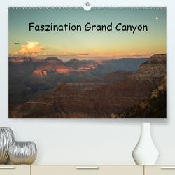 Faszination Grand Canyon / CH-Version (Premium, hochwertiger DIN A2 Wandkalender 2020, Kunstdruck in Hochglanz) von Potratz,  Andrea
