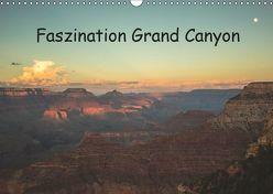 Faszination Grand Canyon / CH-Version (Wandkalender 2019 DIN A3 quer) von Potratz,  Andrea
