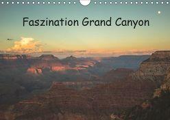 Faszination Grand Canyon / CH-Version (Wandkalender 2019 DIN A4 quer) von Potratz,  Andrea